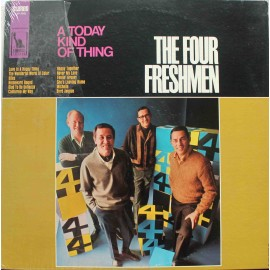 The Four Freshmen ‎– A Today Kind Of Thing (LP / Vinyl)