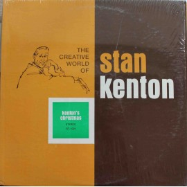 Stan Kenton And His Orchestra ‎– Kenton's Christmas (LP / Vinyl)