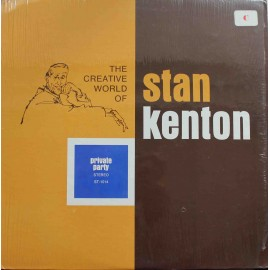 Stan Kenton – Private Party (LP / Vinyl)