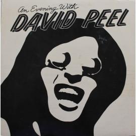 David Peel & The Lower East Side – An Evening With David Peel  (LP / Vinyl)