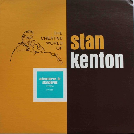 Stan Kenton – Adventures In Standards (LP / Vinyl)