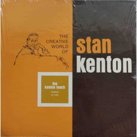 Stan Kenton ‎– The Kenton Touch (LP / Vinyl)
