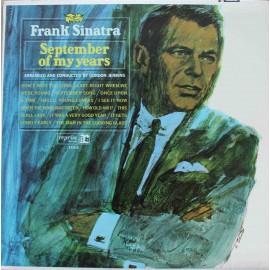 Frank Sinatra – September Of My Years (LP / Vinyl)
