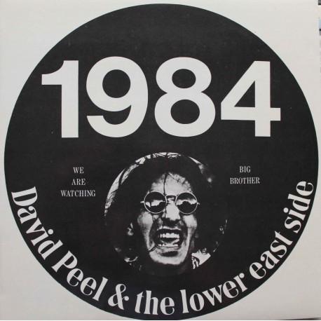 David Peel & The Lower East Side – 1984