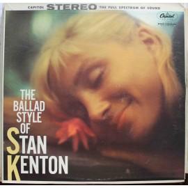 Stan Kenton And His Orchestra – The Ballad Style Of Stan Kenton (LP / Vinyl)