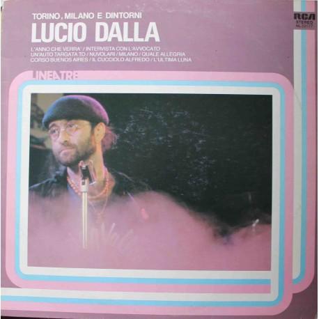 Lucio Dalla – Torino, Milano E Dintorni (LP / Vinyl)