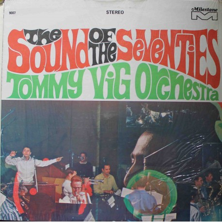 Tommy Vig Orchestra – The Sound Of The Seventies (LP / Vinyl)
