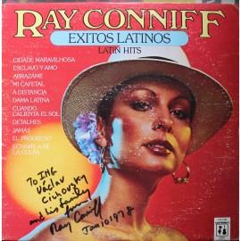 Ray Conniff – Exitos Latinos (Latin Hits) /S PODPISEM/ (LP / Vinyl)
