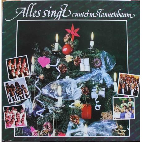 Alles Singt Unterm Tannenbaum (LP / Vinyl)