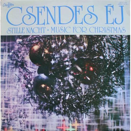 Stille Nacht - Music For Christmas (LP / Vinyl)