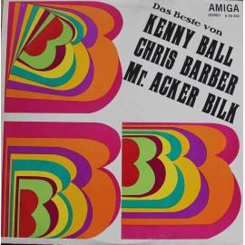 Kenny Ball, Chris Barber, Mr. Acker Bilk – Das Beste Von Ball, Barber, Bilk (LP / Vinyl)