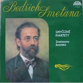 Bedřich Smetana, Smetanovo Kvarteto – Smyčcové Kvartety (LP/ Vinyl)