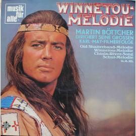 Martin Böttcher – Winnetou-Melodie (LP / Vinyl)