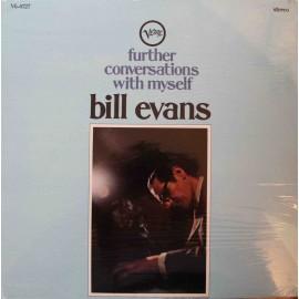 Bill Evans – Further Conversations With Myself (LP / Vinyl)