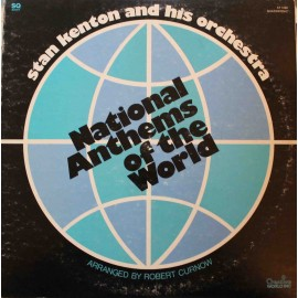 Stan Kenton And His Orchestra ‎– National Anthems Of The World (2LP / Vinyl)