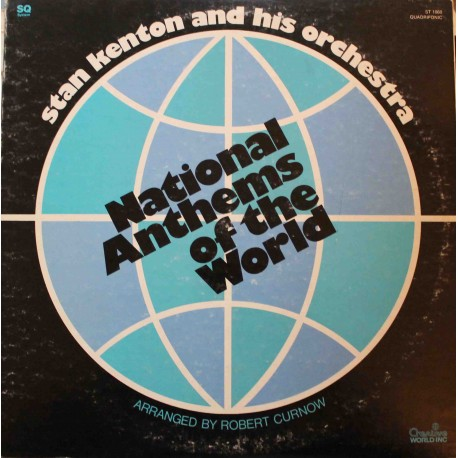Stan Kenton And His Orchestra – National Anthems Of The World (2LP / Vinyl)