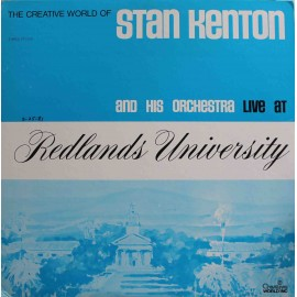 Stan Kenton And His Orchestra ‎– Live At Redlands University (2LP / Vinyl)