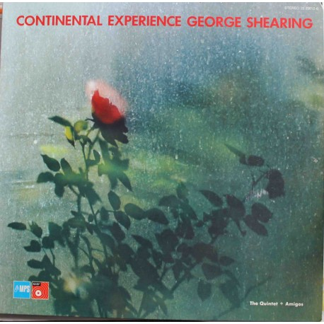 George Shearing, The Quintet + Amigos ‎– Continental Experience Fun (LP / Vinyl)