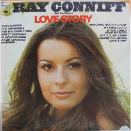 Ray Conniff And The Singers ‎– Love Story (LP / Vinyl)