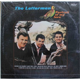 The Lettermen ‎– Portrait Of My Love (LP / Vinyl)