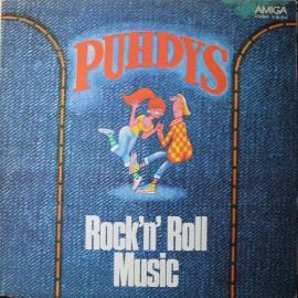 Puhdys – Rock'n'Roll Music (LP / Vinyl)