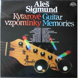 Aleš Sigmund – Guitar Memories (LP / Vinyl)
