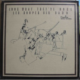Les Hooper Big Band ‎– Look What They've Done (LP / Vinyl)