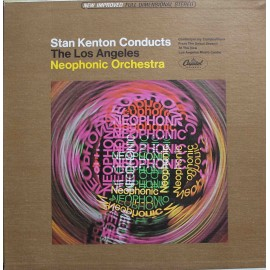 Stan Kenton Conducts The Los Angeles Neophonic Orchestra (LP / Vinyl)