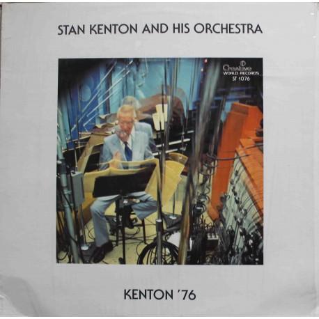 Stan Kenton And His Orchestra – Kenton '76 (LP / Vinyl)