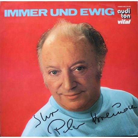 Peter Kreuder – Immer Und Ewig (LP / Vinyl)