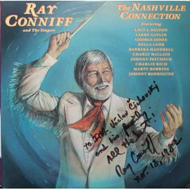 Ray Conniff And The Singers – The Nashville Connection /S PODPISEM/ (LP / Vinyl)