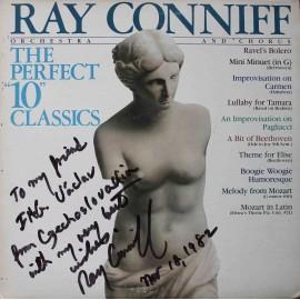 "Ray Conniff – The Perfect ""10"" Classics /S PODPISEM/ (LP / Vinyl)"