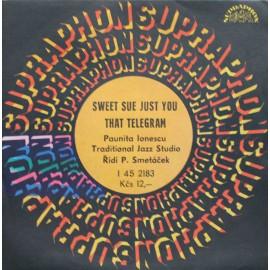 "Paunita Ionescu – Sweet Sue Just You (7"" / Vinyl)"