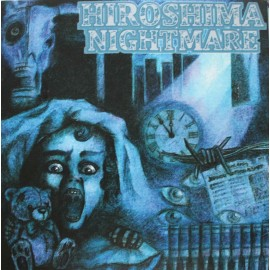 Hiroshima Nightmare / Azid  ‎– Split  (LP / Vinyl)