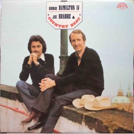 George Hamilton IV, Jiří Brabec & Country Beat (LP / Vinyl)