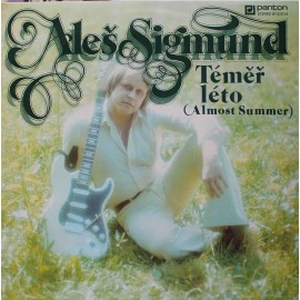 Aleš Sigmund – Téměř Léto (Almost Summer) (LP / Vinyl)