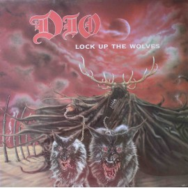 Dio ‎– Lock Up The Wolves  (LP / Vinyl)