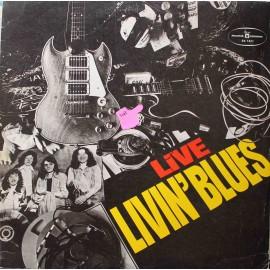 Livin' Blues – Livin' Blues Live  (LP / Vinyl)