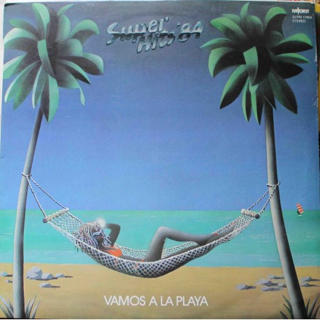 VA – Super Hits '84 Vamos A La Playa (LP / Vinyl)