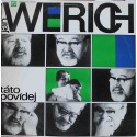 Jan Werich – Táto Povídej I (LP / Vinyl)