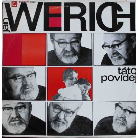 Jan Werich – Táto Povídej II (LP / Vinyl)