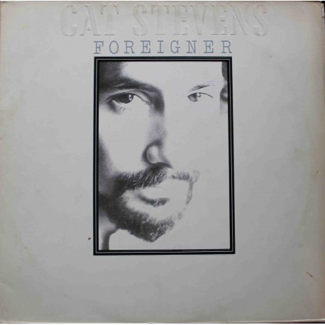 Cat Stevens ‎– Foreigner (LP / Vinyl)