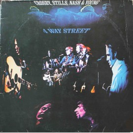 Crosby, Stills, Nash & Young ‎– 4 Way Street (LP / Vinyl)