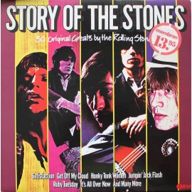 The Rolling Stones ‎– Story Of The Stones (2LP / Vinyl)