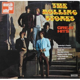 The Rolling Stones ‎– Great Hits (LP / Vinyl)