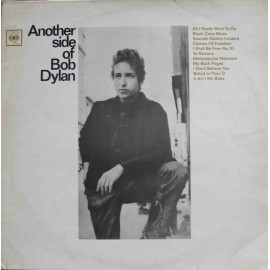 Bob Dylan ‎– Another Side Of Bob Dylan (LP / Vinyl)