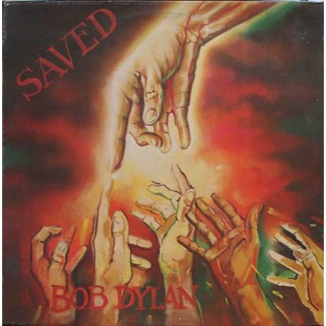 Bob Dylan – Saved  (LP / Vinyl)