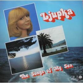 Ljupka Dimitrovska – The Songs Of My Sea (LP / Vinyl)