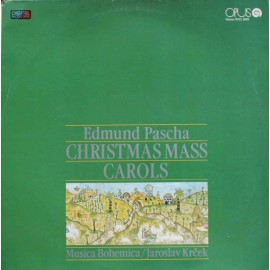 Edmund Pascha ‎– Christmas Mass / Carols (LP / Vinyl)