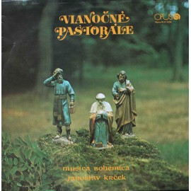 Musica Bohemica, Jaroslav Krček – Vianočné Pastorále (LP / Vinyl)